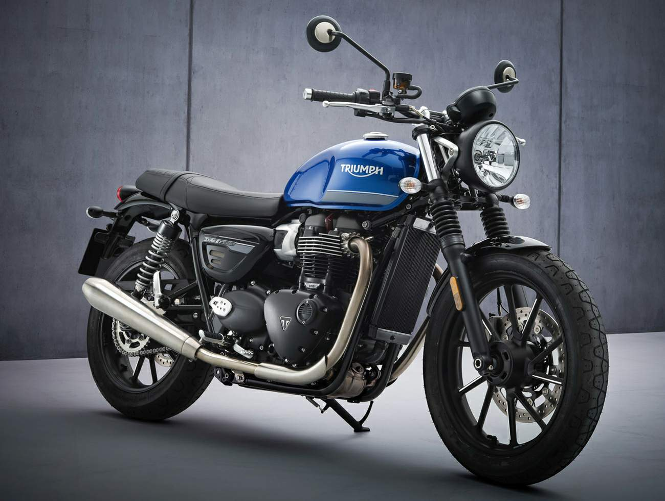 Triumph Street Twin technical specifications